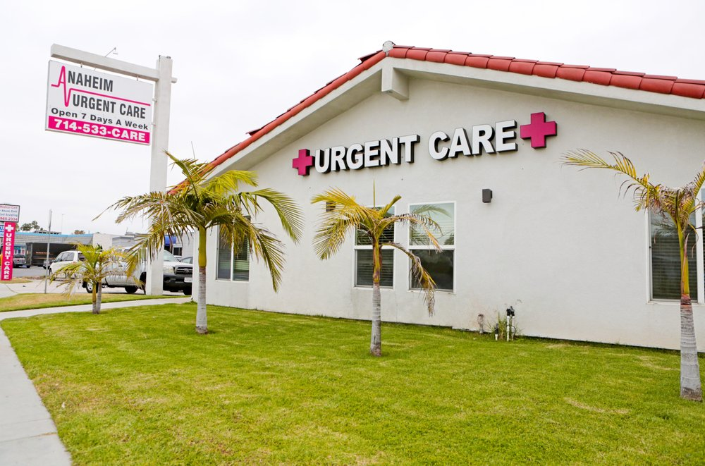 Anaheim Urgent Care - State College Blvd