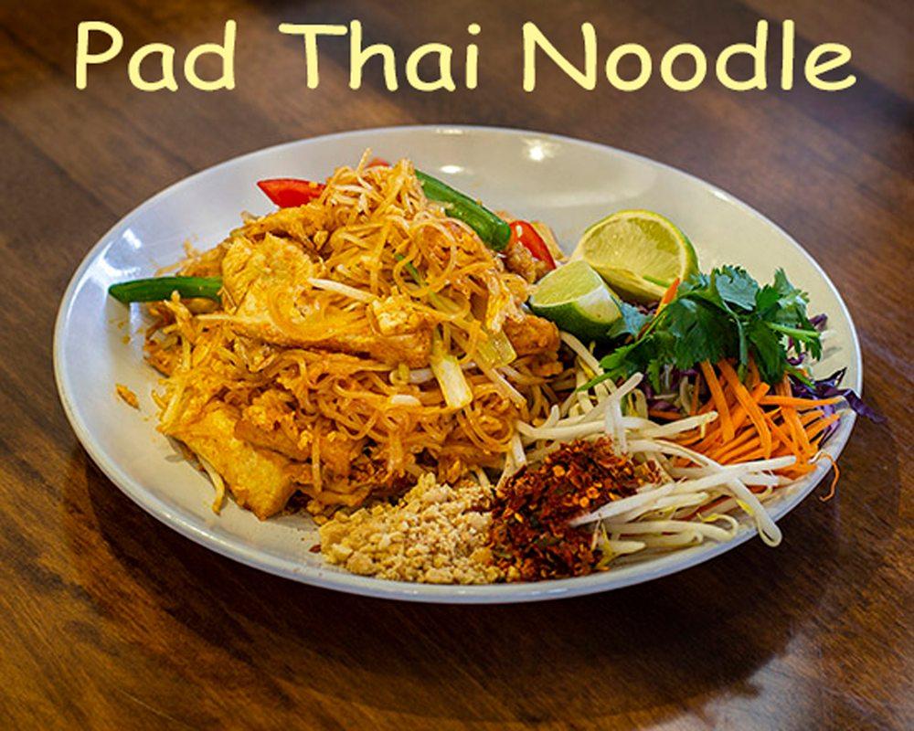 Lotus Thai Restaurant: 115 Hartz Ave, Danville, CA