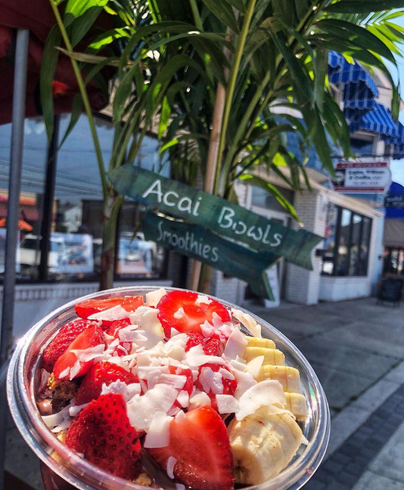 Playa Bowls: 603 Grand Central Ave, Lavallette, NJ