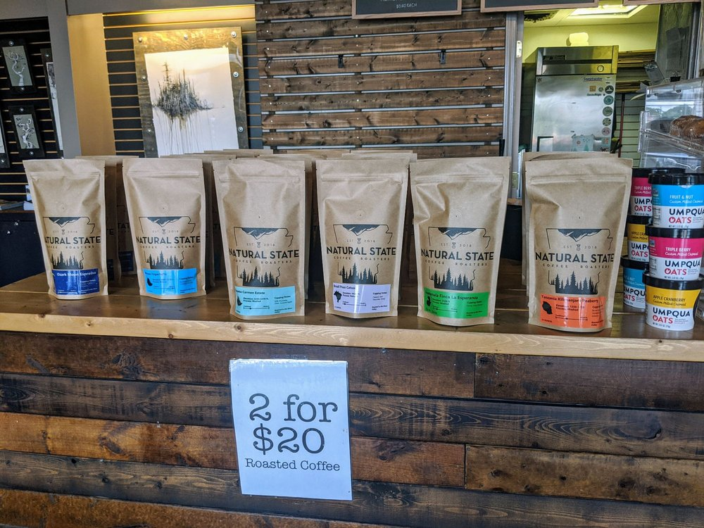 MidTown Coffee: 407 N Arkansas Ave, Russellville, AR