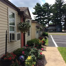 Photo Of Pullman Motel Rice Lake Wi United States Front Rooms