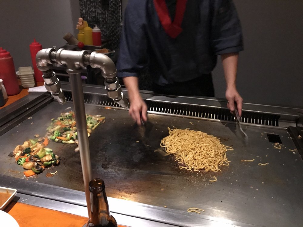 Food from Fujiyama