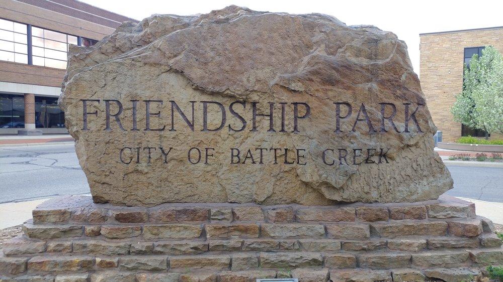 Friendship Park: 10 State St W, Battle Creek, MI