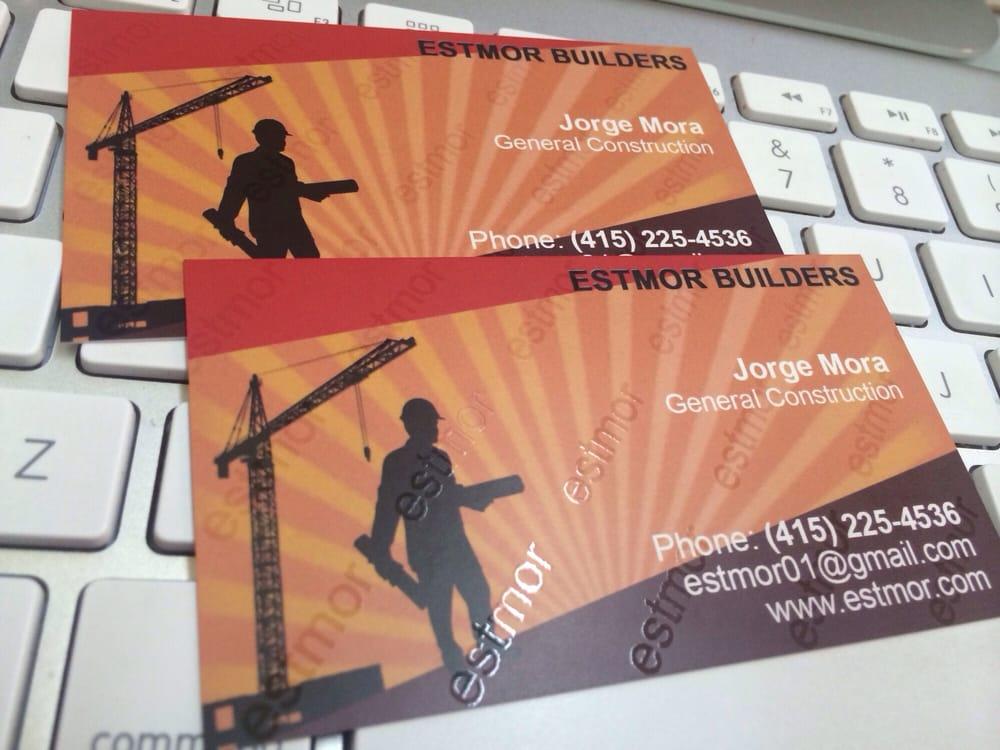 Spot uv business cards yelp photo of albertos printing san francisco ca united states spot uv business reheart Choice Image