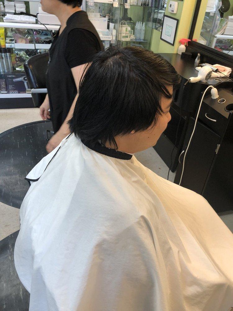 Mi Jee Hair Salon Hair Salons 4929 W Market St Greensboro Nc