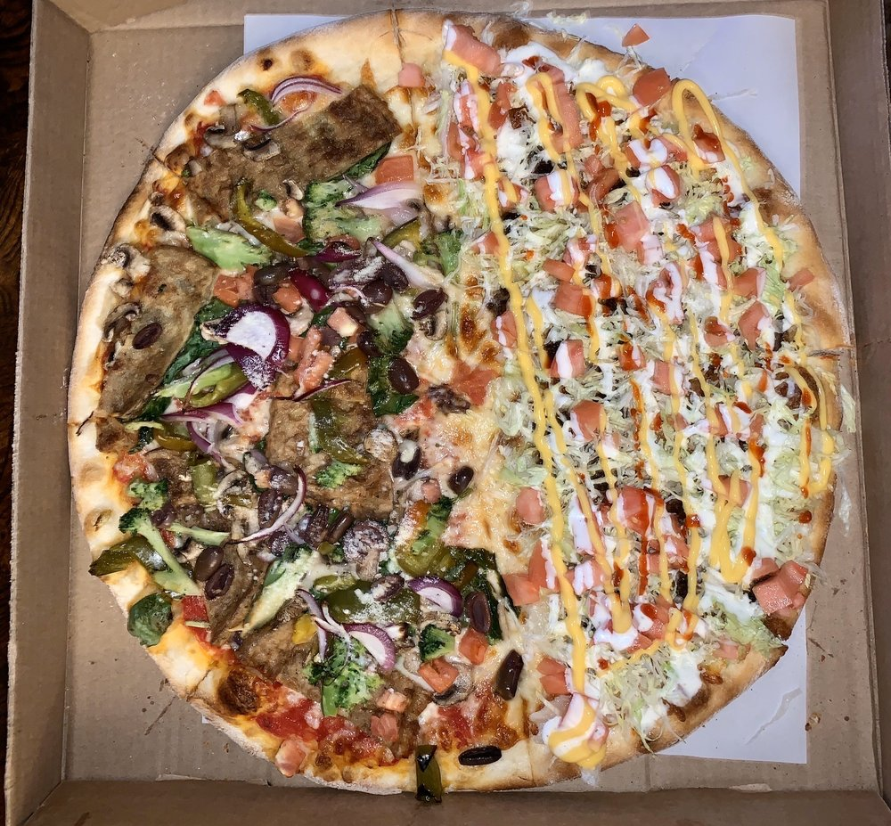 Food from Pizza Village
