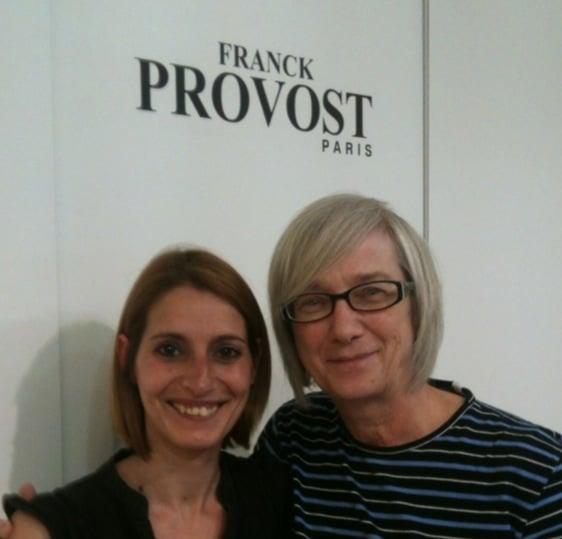 Franck provost coiffeurs salons de coiffure carrer for Tarif salon franck provost