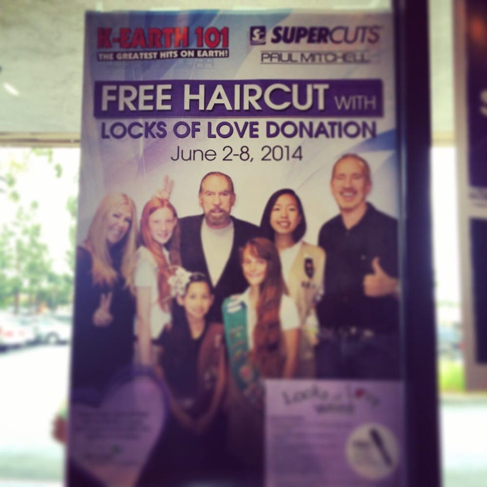 Free Haircut With Locks If Love Donation Yelp