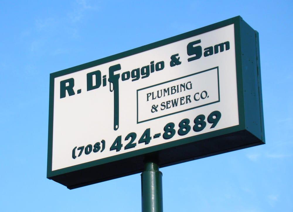 R Difoggio & Sam Plumbing & Sewer: 5712 111th St, Chicago Ridge, IL