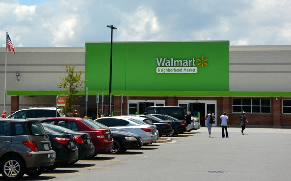 Walmart Neighborhood Market 11530 N Tryon St Charlotte, NC Grocery