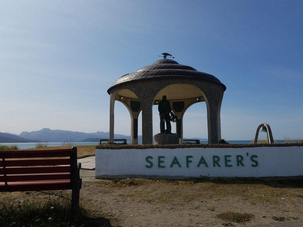 Seafarer's Memorial: 4400 Homer Spit Rd, Homer, AK