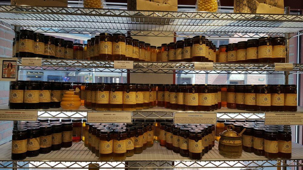 Boston Honey Company: 100 Hanover St, Boston, MA