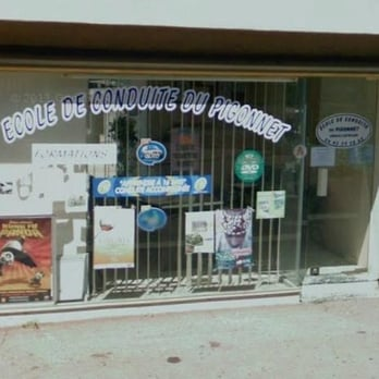 Ecole de conduite pigonnet auto cole 12 avenue jean for Auto ecole salon de provence