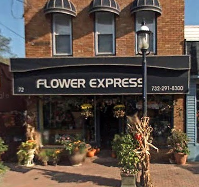 Flower Express: 72 1st Ave, Atlantic Highlands, NJ