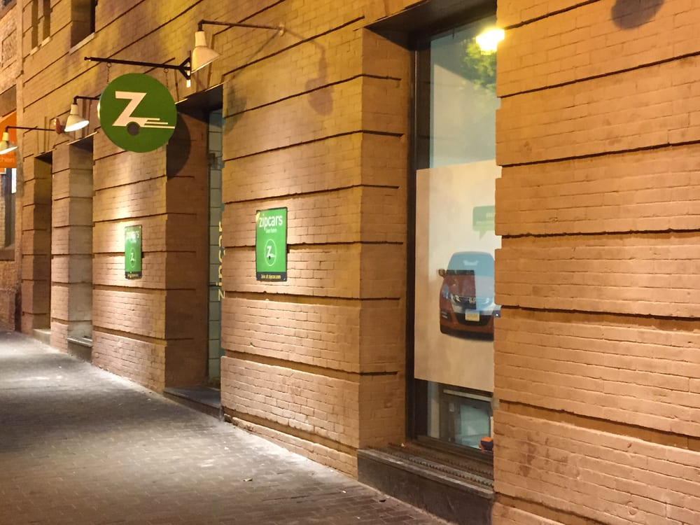 Zipcar: Washington, DC, DC