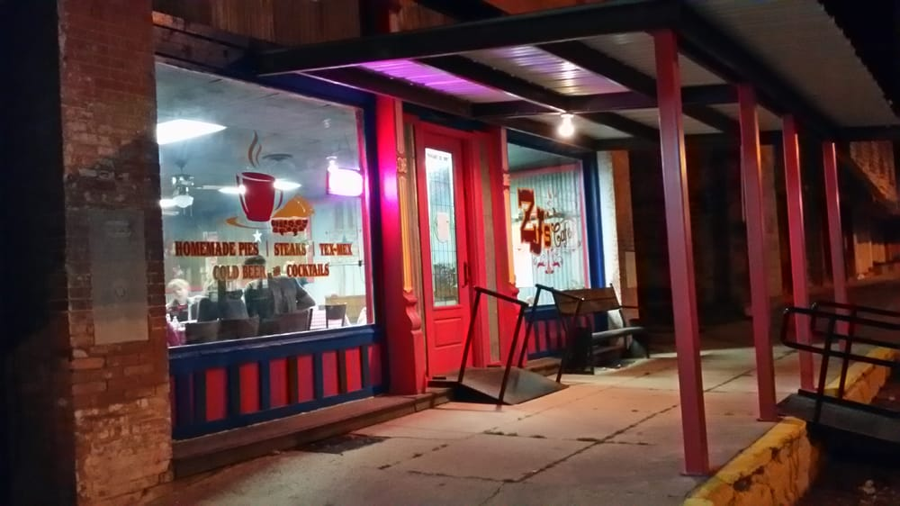 Zj's Gorman Steakhouse: 109 S Kent St, Gorman, TX