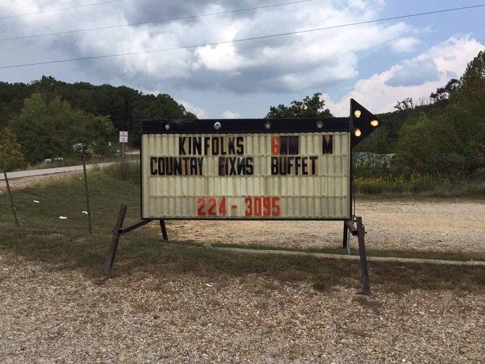 Kin Folks: 6174 Business Hwy 67 South, Greenville, MO