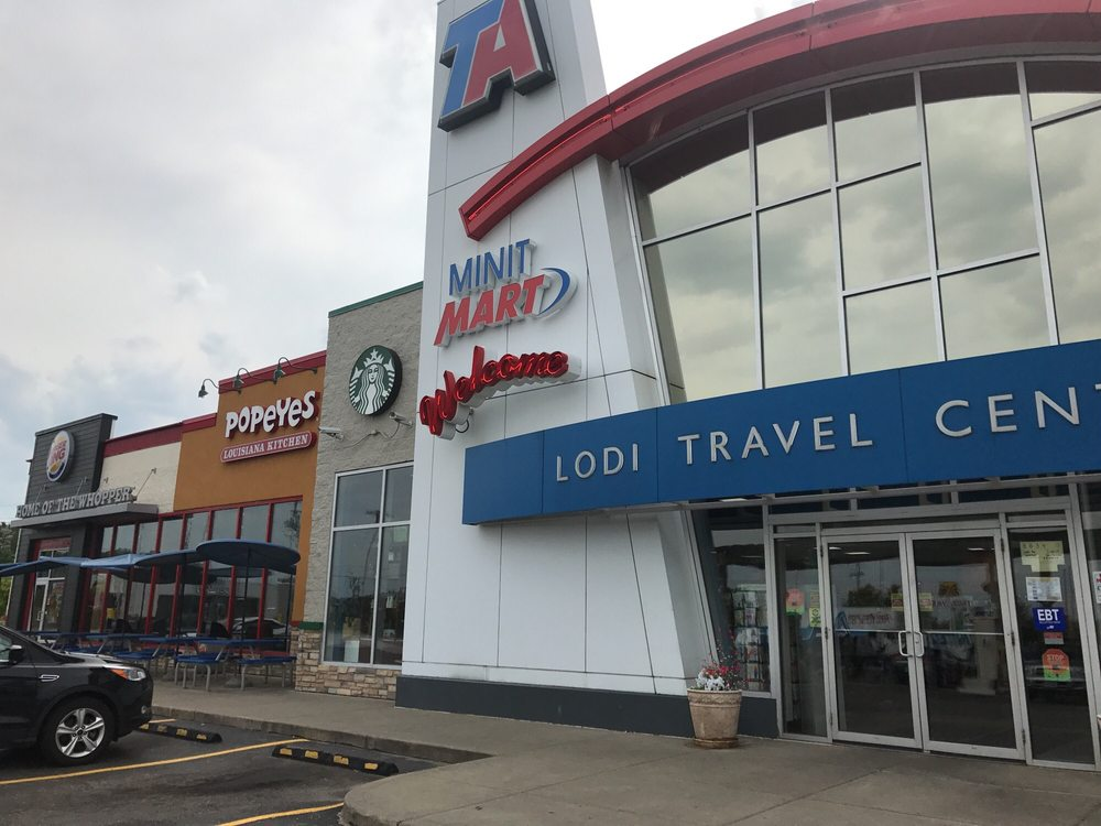 Truck Stops of America Country Pride: 8834 Lake Rd, Seville, OH