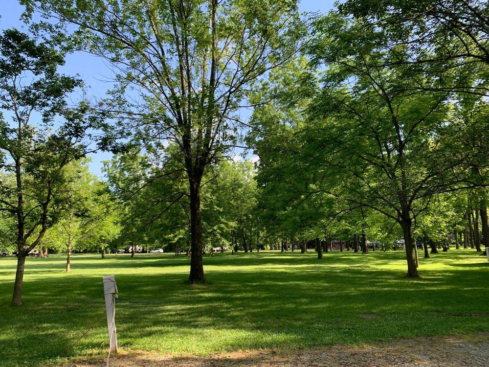 Annie and Abel Van Meter State Park: 32146 N Hwy 122, Miami, MO