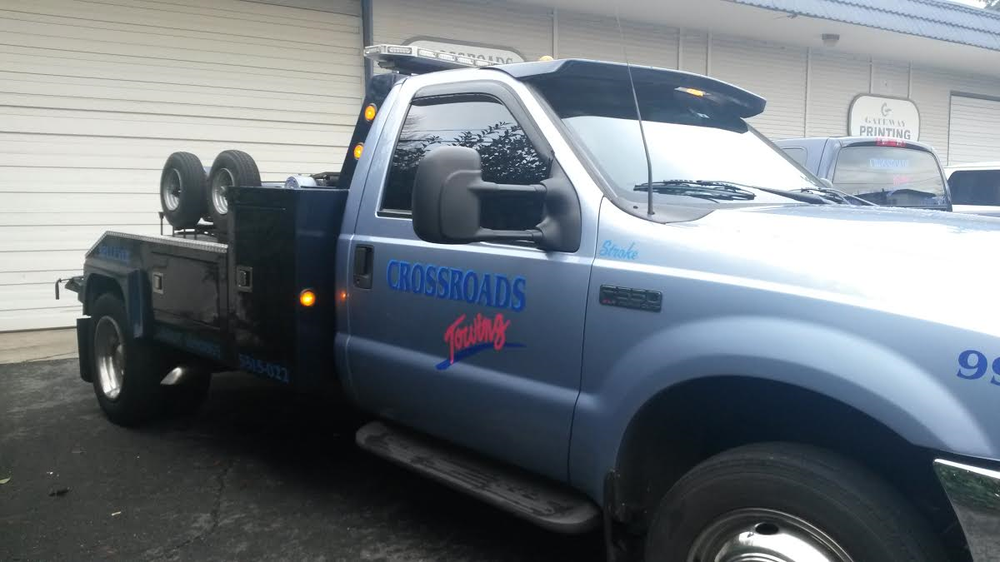 Crossroads Towing - 20 Reviews - Towing - 12831 NE 14th Pl ...