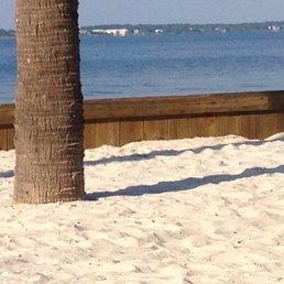 bayside beach at paradise inn pensacola yelp. Black Bedroom Furniture Sets. Home Design Ideas