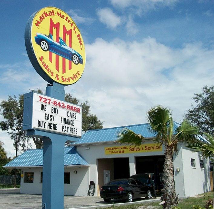 Markal Motors Inc: 3606 US Hwy19, New Port Richey, FL