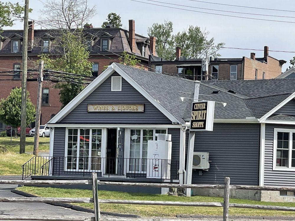Center Spirit Shoppe: 32 Bridge St, Collinsville, CT