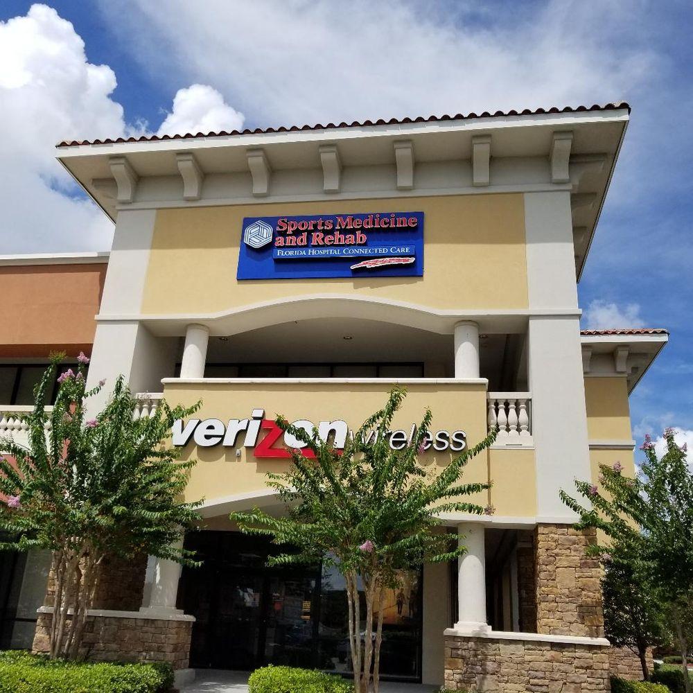 AdventHealth Sports Med & Rehab: 626 North Alafaya Trl, Orlando, FL