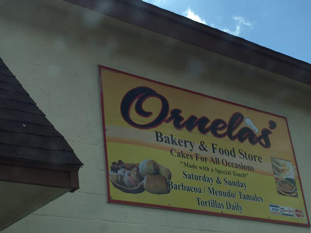 Ornelas Bakery & Food Store: 229 W Colorado St, Rio Hondo, TX