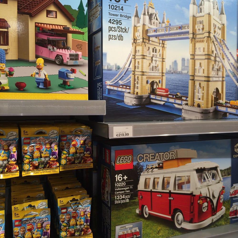Lego store 35 photos 15 avis magasin de jouets 5 for Jouetstore