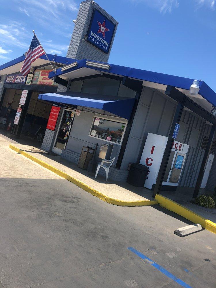 Western Gas: 5310 La Sierra Ave, Riverside, CA