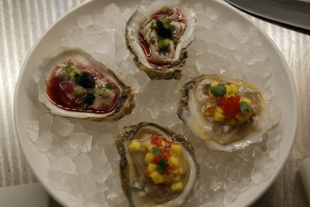 Social Spots from Feast Raw Bar & Bistro