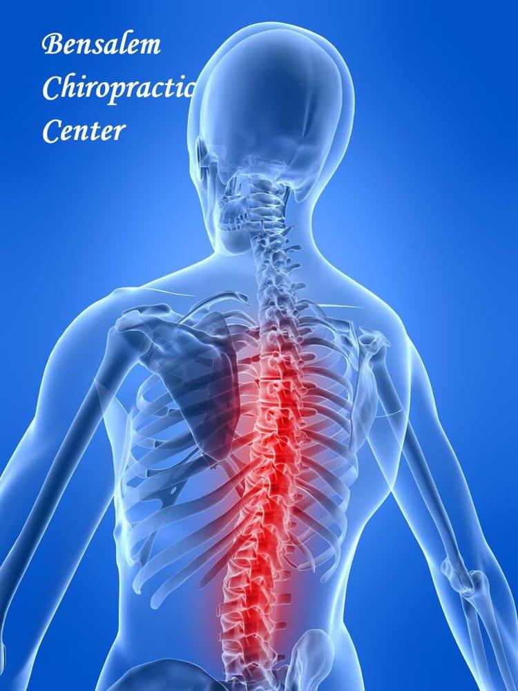 Bensalem Chiropractic Center: 3103 Hulmeville Rd, Bensalem, PA