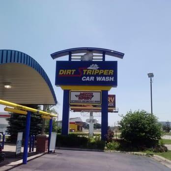 dirt stripper car wash car wash 4980 crawfordsville rd indianapolis in united states yelp. Black Bedroom Furniture Sets. Home Design Ideas