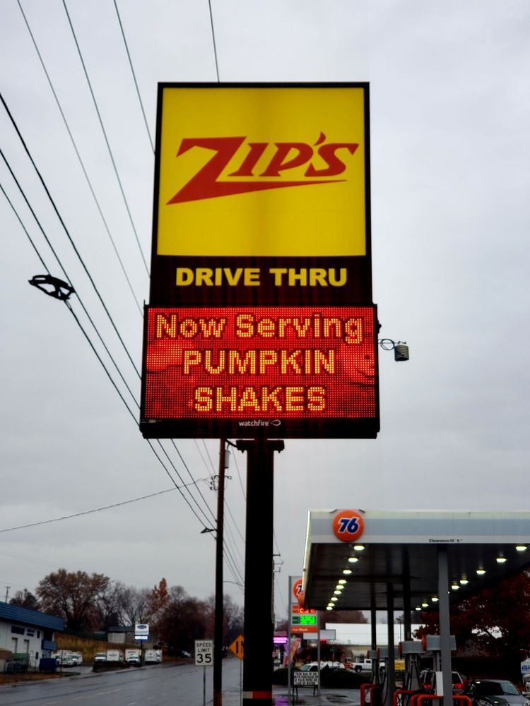 Zip's Drive In