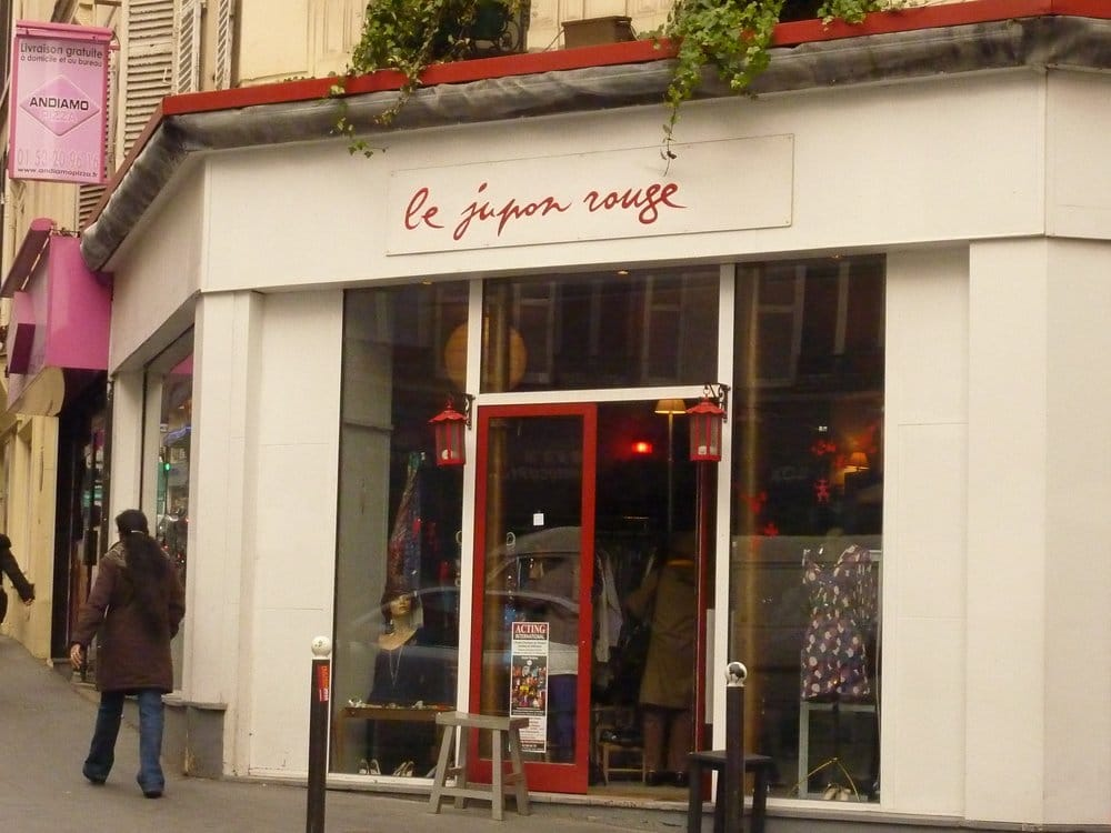 le jupon rouge 10 avis magasin de meuble 12 rue mayran strasbourg st denis bonne nouvelle. Black Bedroom Furniture Sets. Home Design Ideas