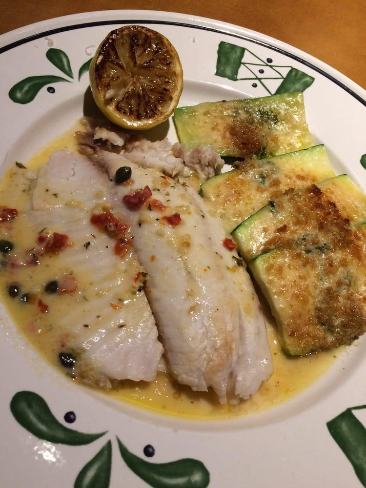 photo of olive garden italian restaurant louisville ky united states tilapia piccata - Olive Garden Louisville