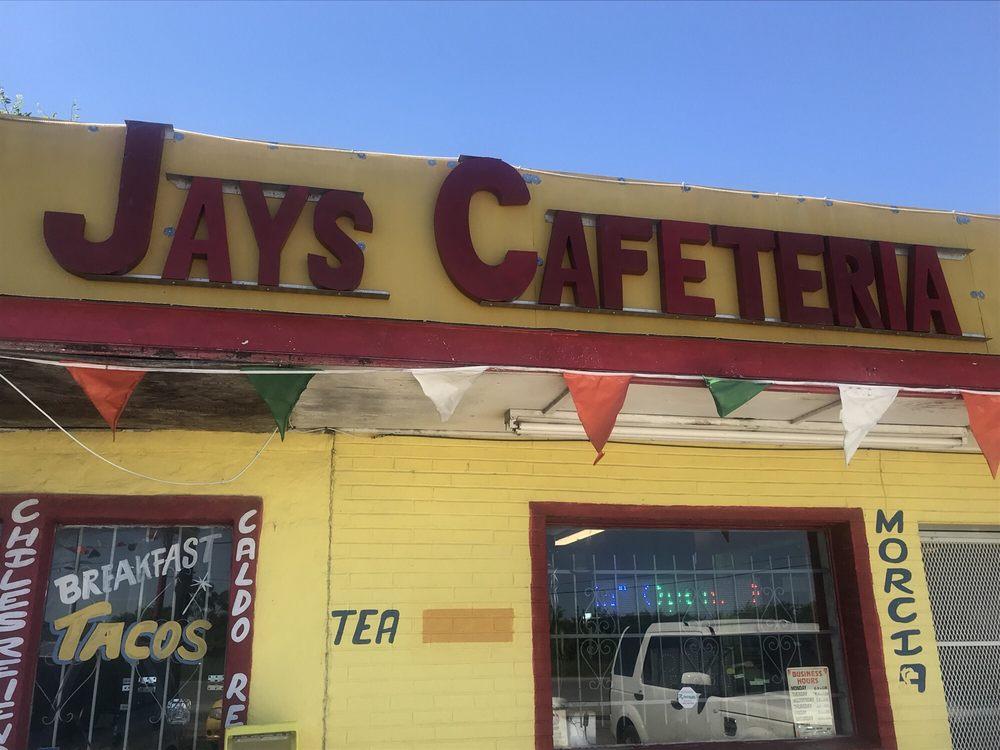 Jays Cafeteria: 5432 W Old US Hwy 90, San Antonio, TX