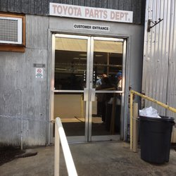 Photo Of Motor Imports Toyota Honolulu Hi United States Customer Entrance
