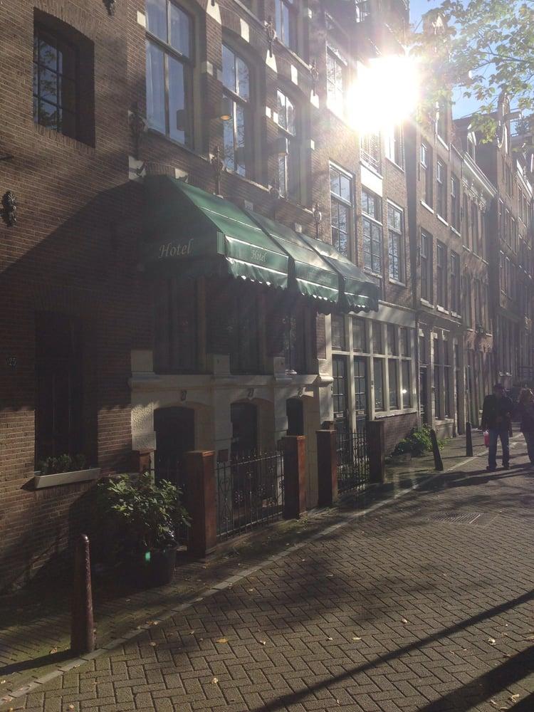 Rembrandtplein Hotel Hotels Groenburgwal 27 Centrum