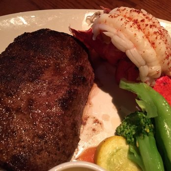 Photo Of Outback Steakhouse   Parma, OH, United States. Lobster With Our  Signature