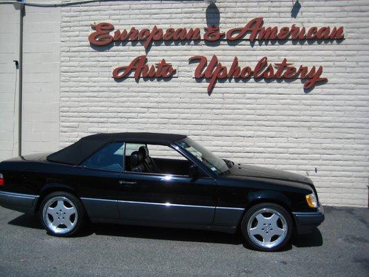 European American Auto Upholstery 59 Larkspur St San Rafael Ca