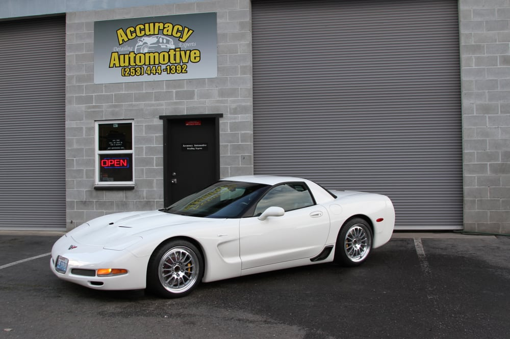 Accuracy Automotive: 2905 Jahn Ave NW, Gig Harbor, WA