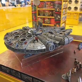 The Lego Store - 34 Photos - Toy Stores - 4545 La Jolla Village Dr ...