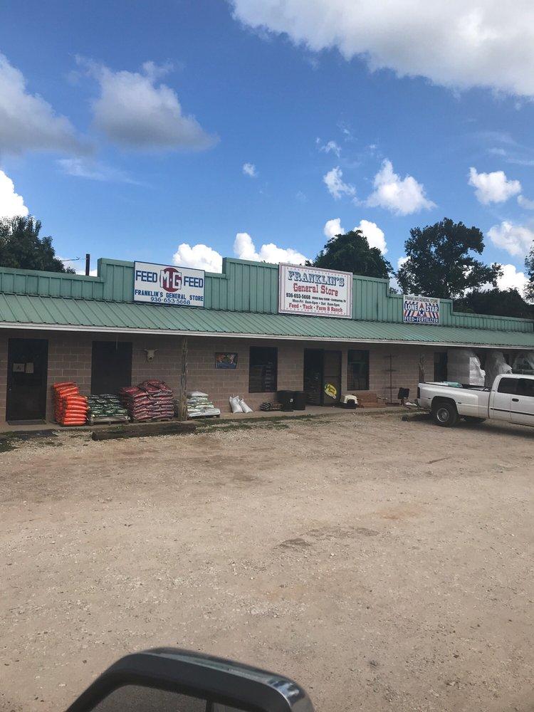 Franklin's General Store: Coldspring, Coldspring, TX