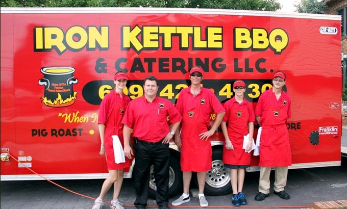 Iron Kettle BBQ & Catering LLC