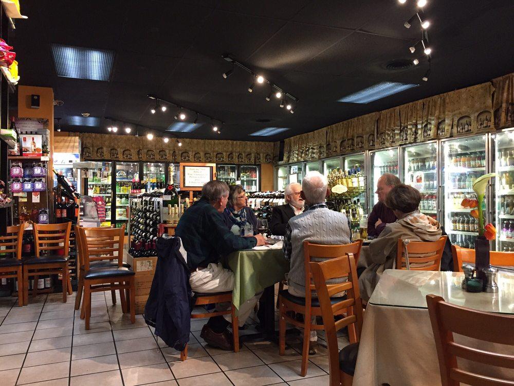 Lilit Cafe Bethesda Menu
