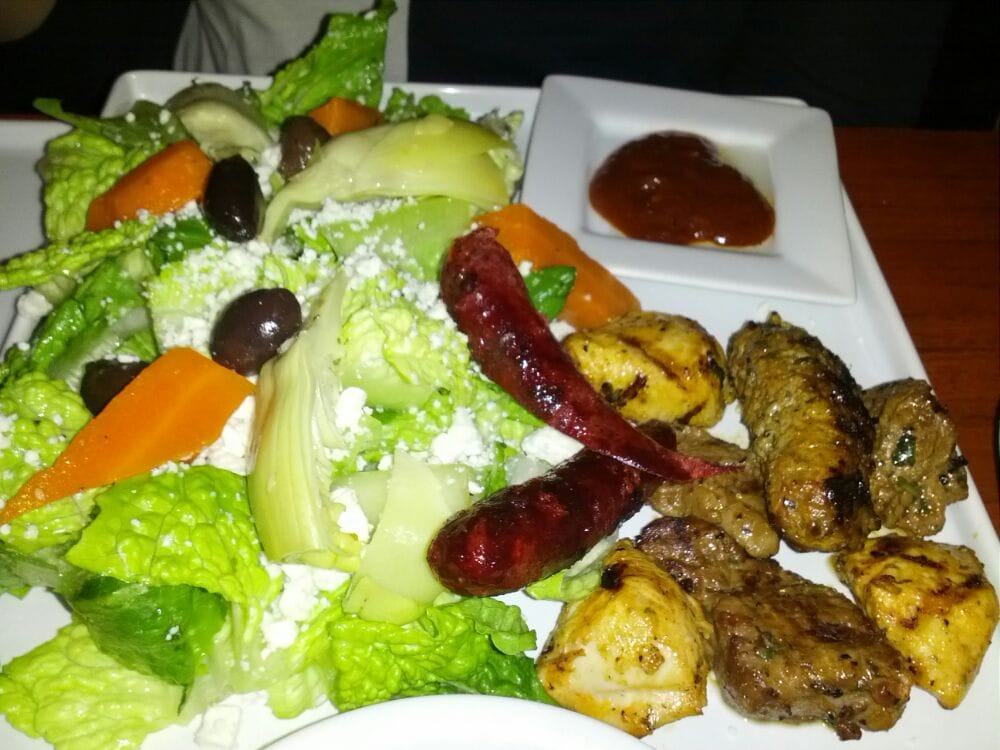 Royal kebab combo yelp for Aicha moroccan cuisine san francisco