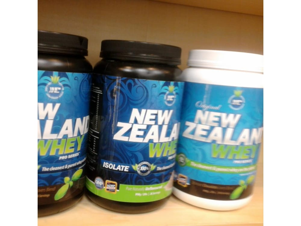 The Healthy Whey
