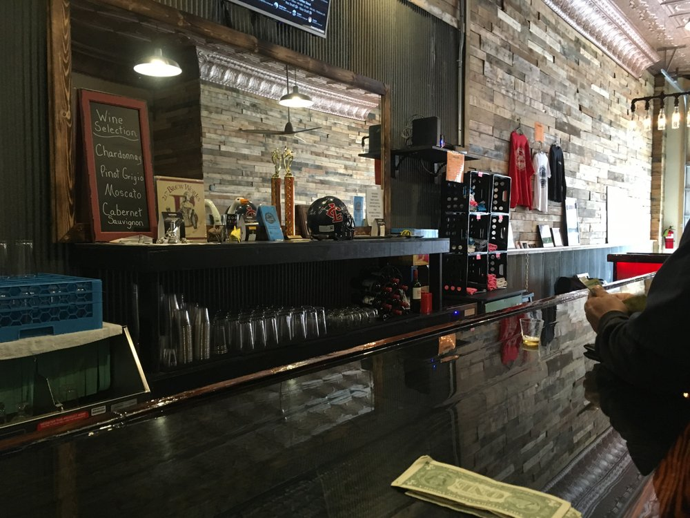Tar Banks Brewing: 108 N Main St, Louisburg, NC